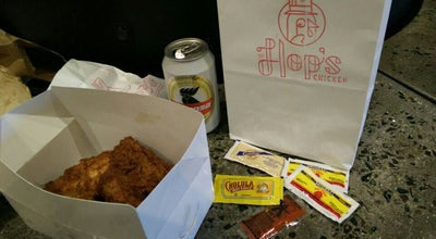 Photo of Fried Chicken Joint Hop's Chicken at 675 Ponce De Leon (ponce City Market), Atlanta, GA 30308, United States