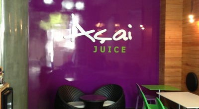 Photo of Juice Bar Açai Juice at C.c Unicentro, Cali, Colombia