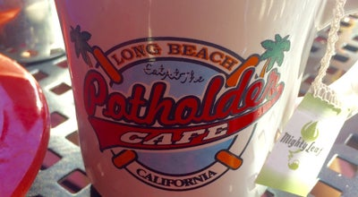 Photo of Restaurant The Potholder Cafe 3 at 2246 N Lakewood Blvd, Long Beach, CA 90815, United States