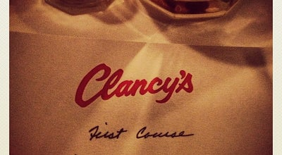 Photo of Cajun / Creole Restaurant Clancy's at 6100 Annunciation St, New Orleans, LA 70118, United States