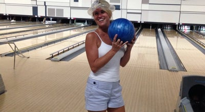 Photo of Bowling Alley Jupiter Lanes at 350 Maplewood Drive, Jupiter, FL 33458, United States