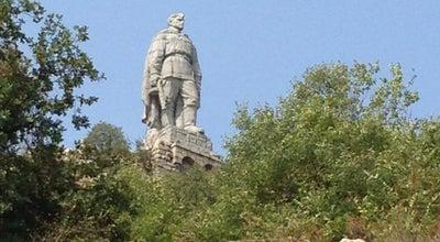 Photo of Monument / Landmark Альоша (Aliosha Monument) at Бунарджик Тепе, Plovdiv, Bulgaria
