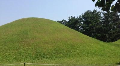 Photo of Historic Site 대릉원 (大陵苑, Daeruengwon) at 황남동 53, 경주시, South Korea