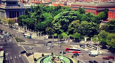 Photo of Plaza Plaza de Cibeles at Pl. De Cibeles, Madrid 28014, Spain