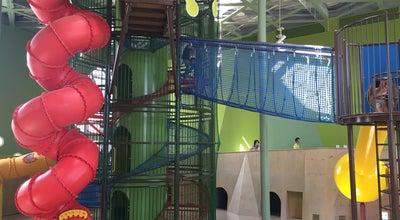 Photo of Theme Park 天童市子育て未来館 げんキッズ at 芳賀土地区画整理事業地内6街区1符号, 天童市, Japan