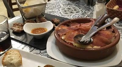 Photo of Tapas Restaurant Taberna Nuestra Tierra at Calle Jovellanos, Almería, Spain