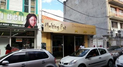 Photo of Italian Restaurant Melting Pot at 106 Bis Rue Victor Sévère, Fort-de-France 97200, Martinique