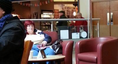 Photo of Coffee Shop Esquires Coffee House at Scarborough YO11 1UE, United Kingdom