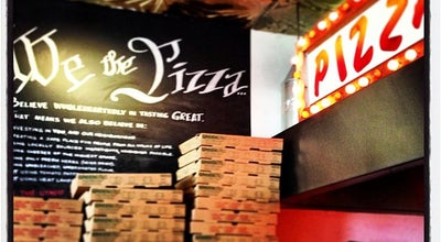 Photo of Pizza Place Pizza Brain at 2313 Frankford Ave, Philadelphia, PA 19125, United States
