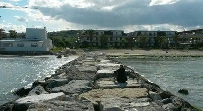 Photo of Beach Spiaggia di Martinsicuro at Martinsicuro, Italy