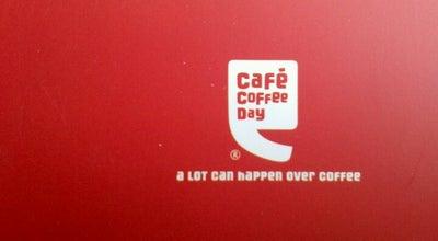 Photo of Cafe Café Coffee Day at Fatehgunj, India