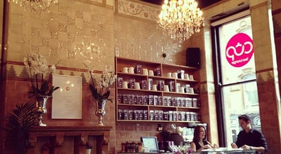 Photo of Tea Room Cup Tea Lounge at 71 Renfield St, Glasgow G2 1LP, United Kingdom
