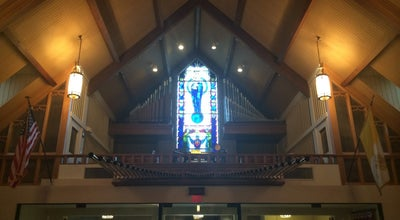 Photo of Church Immaculate Heart Of Mary at 8501 Loch Raven Blvd, Parkville, MD 21286, United States