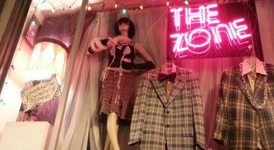 Photo of Thrift / Vintage Store The Zone at 813 Charles Street, Baltimore, MD 21201, United States