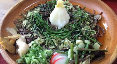 Photo of Japanese Restaurant そば処 まごめや at 馬籠4571-1, 中津川市 508-0502, Japan