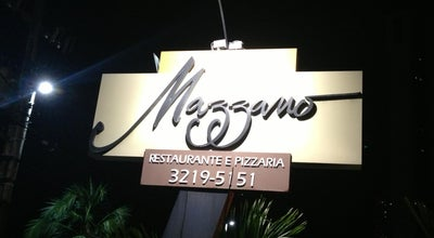 Photo of Italian Restaurant Mazzano at Av. Eng. Roberto Freire, 9034, Natal 59090-000, Brazil