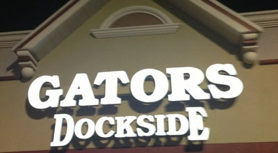 Photo of Sports Bar Gator's Dockside at 12448 Lake Underhill Rd, Orlando, FL 32828, United States