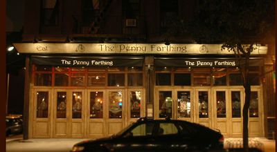 Photo of American Restaurant The Penny Farthing at 103 3rd Ave, New York, NY 10003, United States