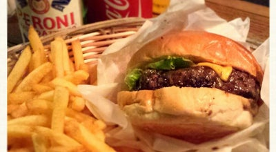 Photo of Burger Joint Tommi's Burger Joint at 30 Thayer St., Marylebone W1U 2QP, United Kingdom
