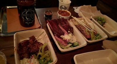 Photo of BBQ Joint Mighty Quinn's BBQ at 1492 2nd Ave, New York, NY 10075, United States