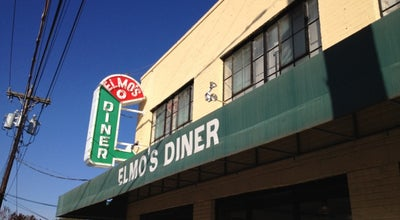 Photo of Diner Elmo's Diner at 776 9th St, Durham, NC 27705, United States