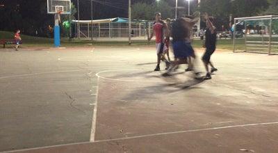 Photo of Basketball Court Sporteck (ספורטק) at 42 Rokah Ave., Tel Aviv, Israel