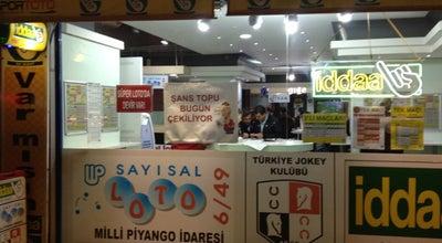 Photo of Arcade Can Şans Oyunları iddaa Ganyan Sayısal Loto bayi at Abidei Hürriyet Cad. No:163/b Şişli, İstanbul, Turkey
