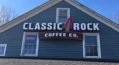 Photo of Coffee Shop Classic Rock Coffee at 23 Main St, East Haven, CT 06512, United States