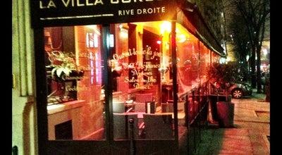 Photo of Food La Villa Corse at 141 Avenue Malakoff, Paris 75016, France