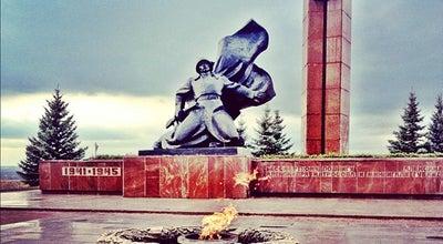 Photo of Park Парк Победы at Ул. Комарова, Уфа, Russia