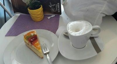 Photo of Dessert Shop Cukrárna Kolibřík at Riegrovo Náměstí 862, Hradec Králové 500 02, Czech Republic