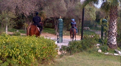 Photo of Racetrack Club de horsing belevedere at Le Belvedere, Tunisia