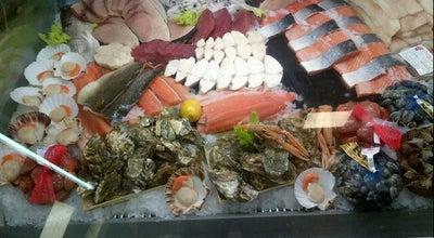 Photo of Fish Market Vörös Homár Halkereskedések at Apor Vilmos Tér 11-12, Budapest 1124, Hungary