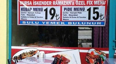Photo of Diner Bursa İskender Pide Kebap Salonu at Turkey