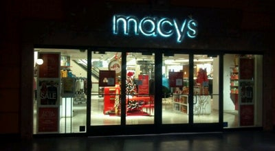 Photo of Outlet Store Macy's at 160 Horton Plaza, San Diego, CA 92101, United States