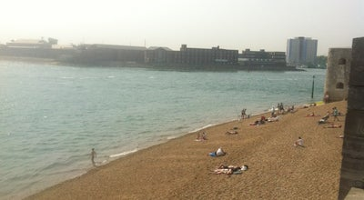 Photo of Beach Southsea Seafront at United Kingdom