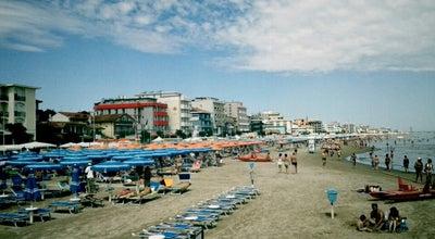Photo of Beach Spiaggia di Bellaria at Bellaria-Igea Marina 47814, Italy