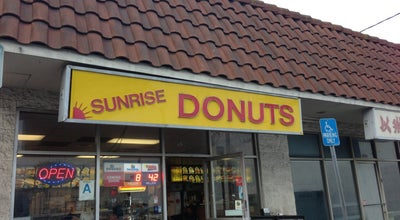Photo of Donut Shop Sunrise Donuts at 8526 Garvey Ave, Rosemead, CA 91770, United States