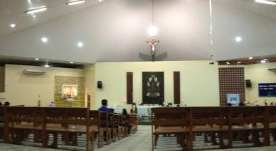 Photo of Church Igreja Nossa Senhora Rainha dos Apostolos at Av. D. Pedro, Manaus 69040-000, Brazil