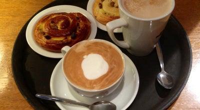 Photo of Coffee Shop Caffè Nero at 47 Market St., Leicester LE1 6DN, United Kingdom
