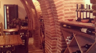 Photo of Wine Bar Vino Underground at 15 Galaktion Tabidze St, Tbilisi, Georgia
