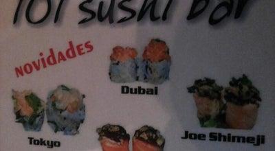 Photo of Japanese Restaurant 101 Cervejaria Sushi Bar at Av. Dudu Ferraz N° 101, Jaú, Brazil