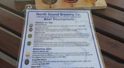 Photo of Brewery North Sound Brewing Co. at 17406 Washington 536, Mt Vernon, WA 98273, United States