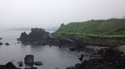 Photo of Beach 한담해안산책로 at 애월읍 곽지리, 제주시, South Korea