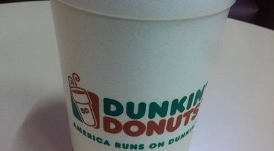 Photo of Coffee Shop Dunkin' Donuts at New York, NY, United States