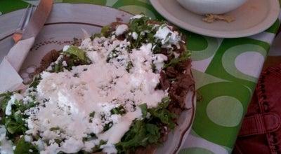 """Photo of Mexican Restaurant """"Las Bugambilias"""" Barbacoa y Guisados at Independencia, Santa María Nativitas, Mexico"""