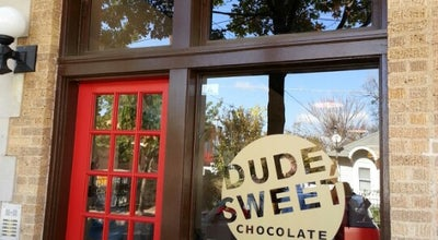 Photo of Chocolate Shop Dude, Sweet Chocolate at 408 W 8th St, Dallas, TX 75208, United States
