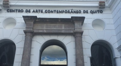 Photo of Art Museum Centro de Arte Contemporaneo at Quito, Ecuador, Ecuador