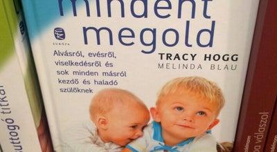 Photo of Bookstore Libri Miskolc at Miskolc 3530, Hungary