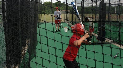 Photo of Baseball Field Wagon Wheel Batting Cage at Northpoint Dr., Coppell, TX 75019, United States